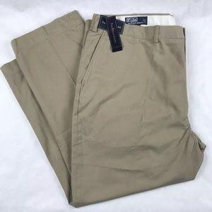 Men's Polo Ralph Lauren Khaki Pants Size 46 x 34